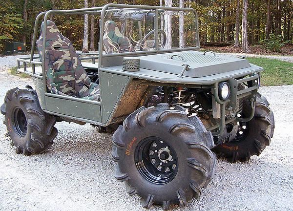 Mud buggy redneck fun pinterest for How to build a side by side