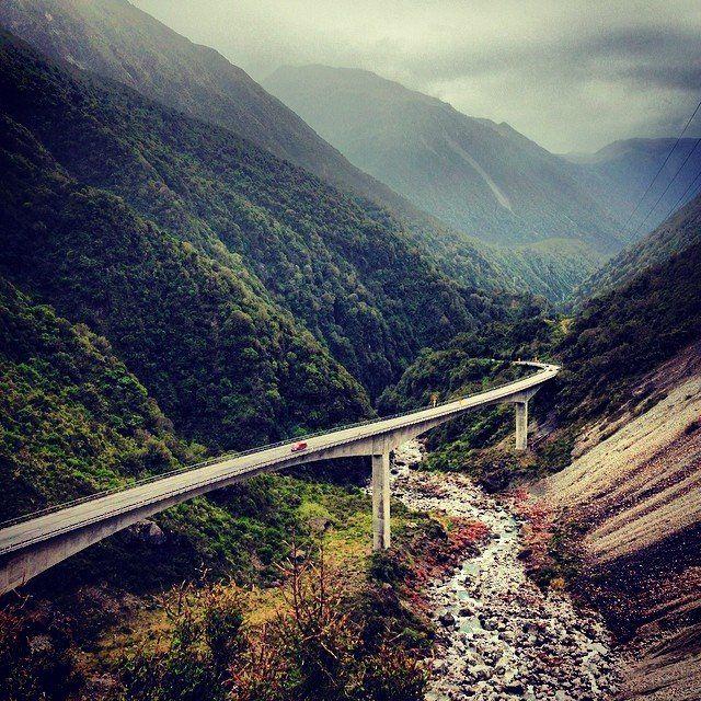Arthur's Pass New Zealand  city photo : Arthur's Pass, New Zealand | Places I've Been. | Pinterest