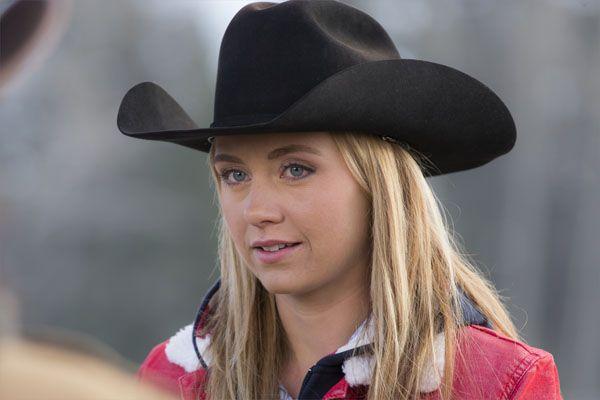 Amy Fleming (6x16) - Born to Buck | Heartland | Pinterest