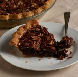 Chocolate pecan pie!!! Ooo joy! Yes please!!! We are making this. =O