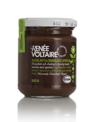 Renée Voltaire Hazelnut & Chocolate Spread. Yummier than Nutella ...