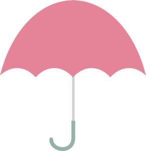 Pink Umbrella Clip Art Pinterest