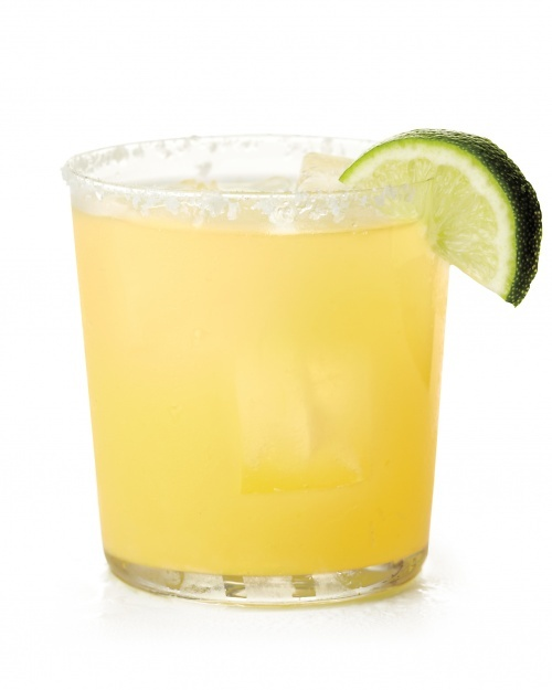 Chile-Citrus Margarita gets a kick from jalapeno-infused tequila...yes ...