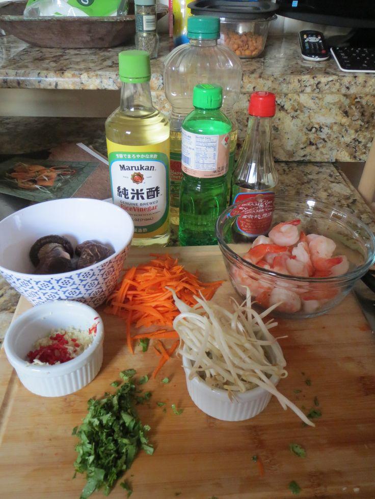 "Thai Pork and Shrimp Spring Rolls | All about ""Food"" | Pinterest"