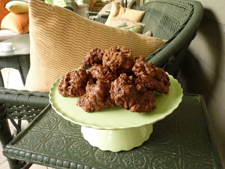 Chocolate Bliss Cookies ~ If you love chocolate, hide these from yourself–they are that good!