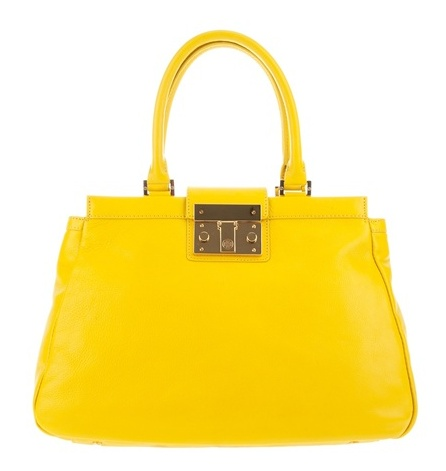 Tory Burch structured bag