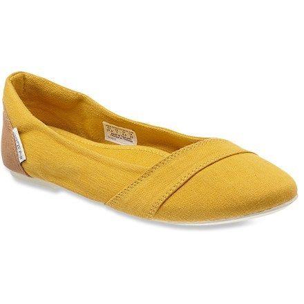 Walking Shoe: Keen Cortona Ballet Shoes - Women's