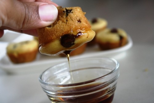 Puffins! - Mini Maple Chocolate Chip Pancake Muffins. - Jessiker Bakes ...