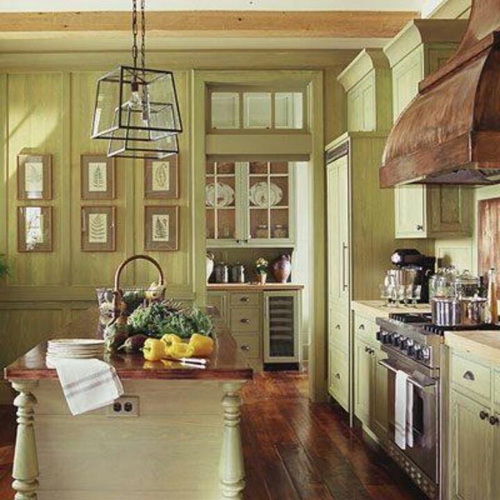 farmhouse green