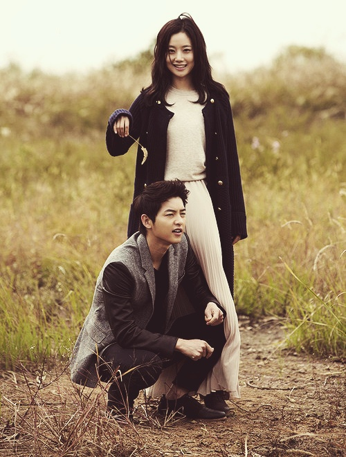 Song joong ki and moon chae won best couple halloween