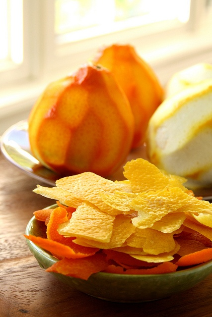 candied orange and lemon peels | Sweet treats | Pinterest