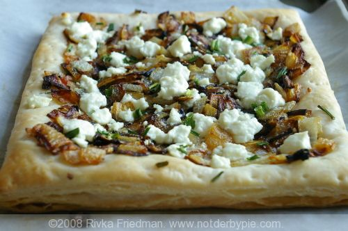 Onion Tart | Good Eats | Pinterest