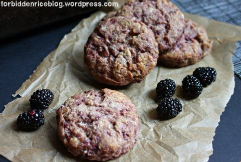 Whole Wheat Blackberry Ricotta Scones | Cookies & Pastries | Pinterest