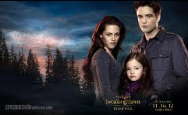 Bella,Edward,and renesmee Cullen | Twilight Renesmee ...