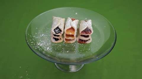 Jam Kolaches Allrecipes.com | Cookie Recipes | Pinterest