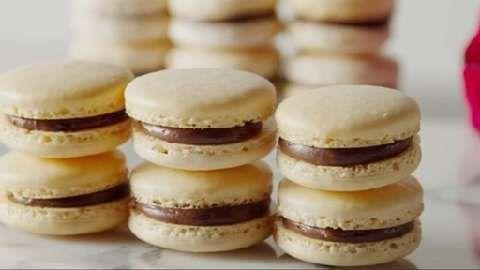 Chocolate Macaron Recipe Allrecipes