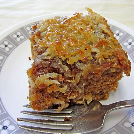 Queen Elizabeth Cake Recipe