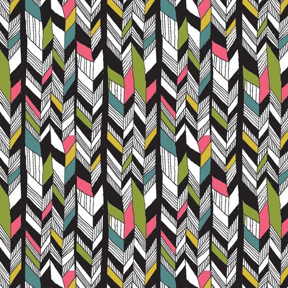 A perfect pattern, by Lisa Congdon