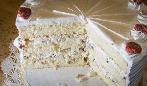 Recipe for Lady Baltimore cake, a wonderful Maryland tradition--or is ...