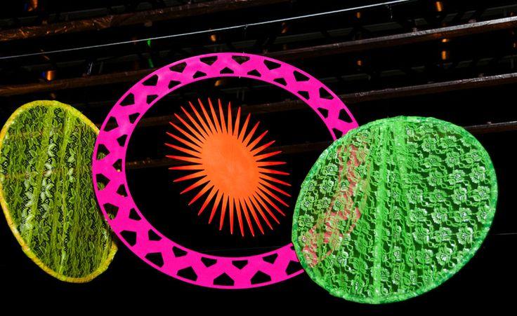 decoracao festa rave : decoracao festa rave:festa rave – decoração – cores – neon – colorido – bbb 13 – big