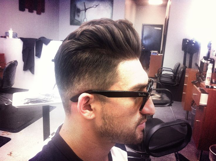 Slope Fade Haircut Find Hairstyle