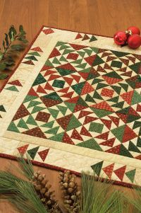 Free Christmas Quilt Patterns - Page 2 - Free-Quilting.com