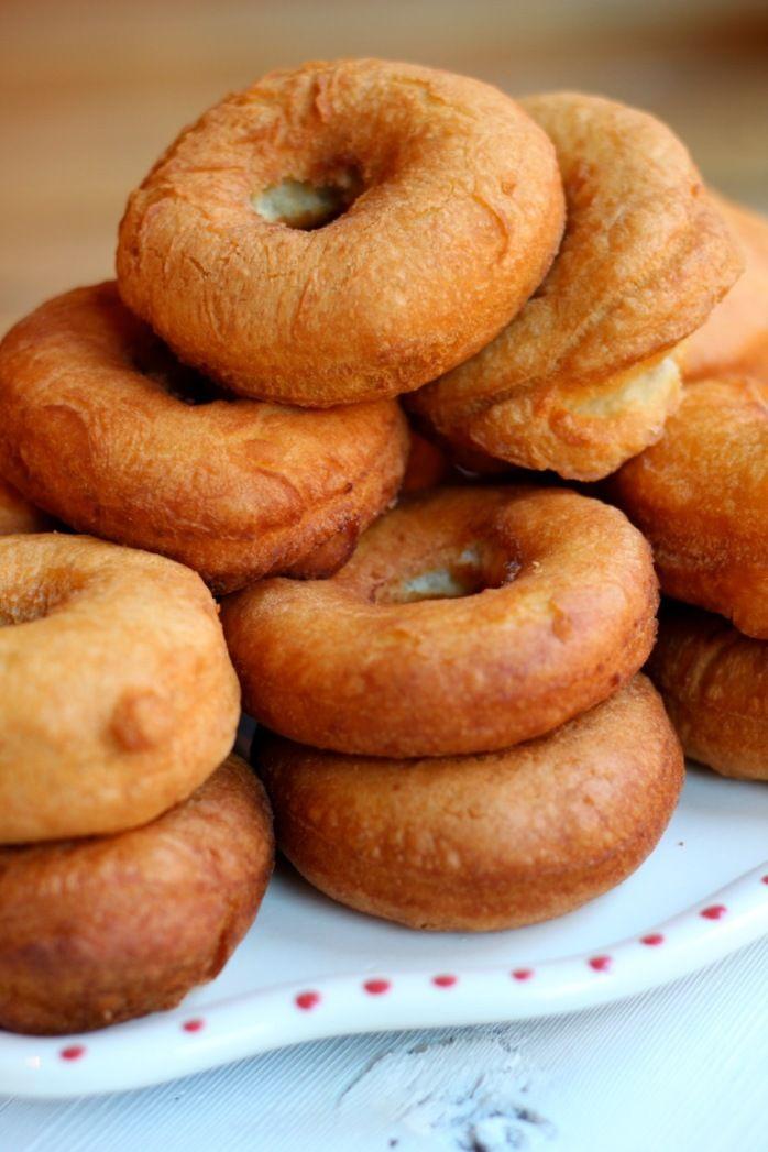 Old Fashion Plain Donuts