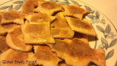 Gluten-Free Sand Tart Cookies