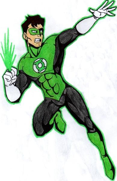 Green Lantern | Le | Pinterest