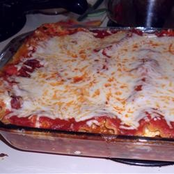 Easy Lasagna II Allrecipes.com