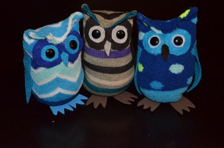 Sock Owl example