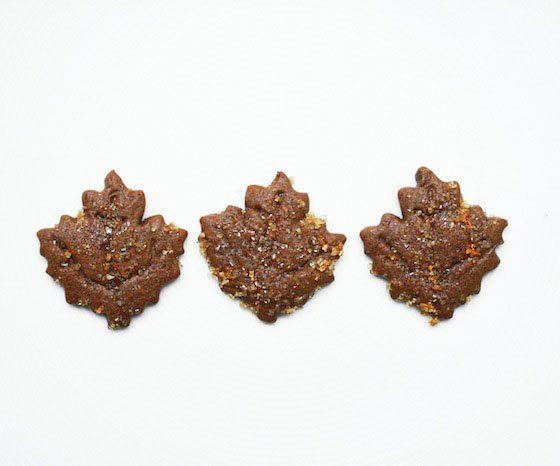 Molasses Spice Cookies with Orange Sugar | Recipe