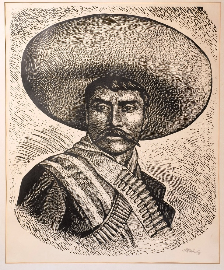 Emiliano Zapata Drawings Related Keywords & Suggestions - Emiliano ...