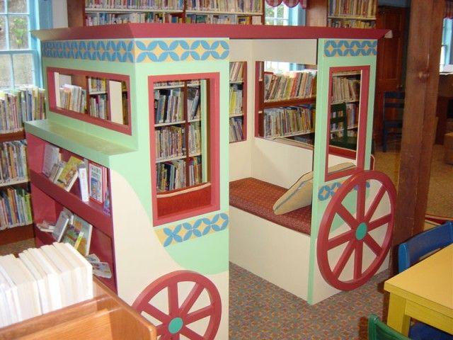 Children s Library Furniture