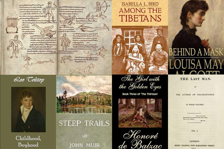 11 Lost Literary Classics You Can Download for Free