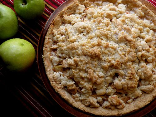 Brown Bag Apple Pie | Happy Holidays | Pinterest