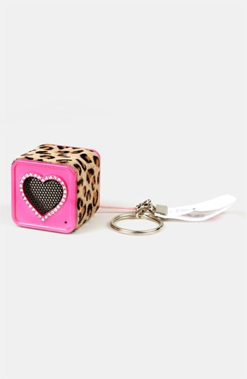 chicBuds 'Leopard' Speaker Keychain available at #Nordstrom