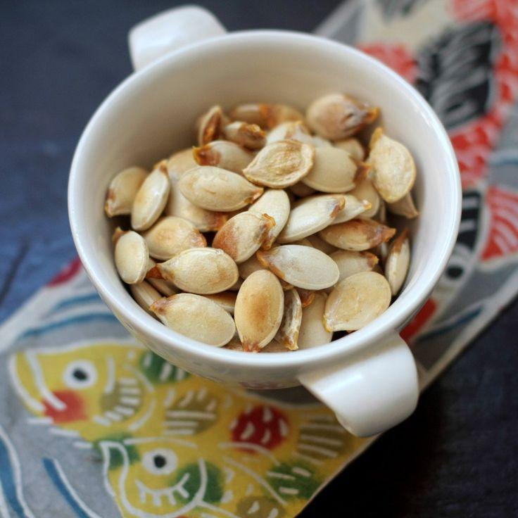 Roasted Five Spice Squash Seeds Recipes — Dishmaps