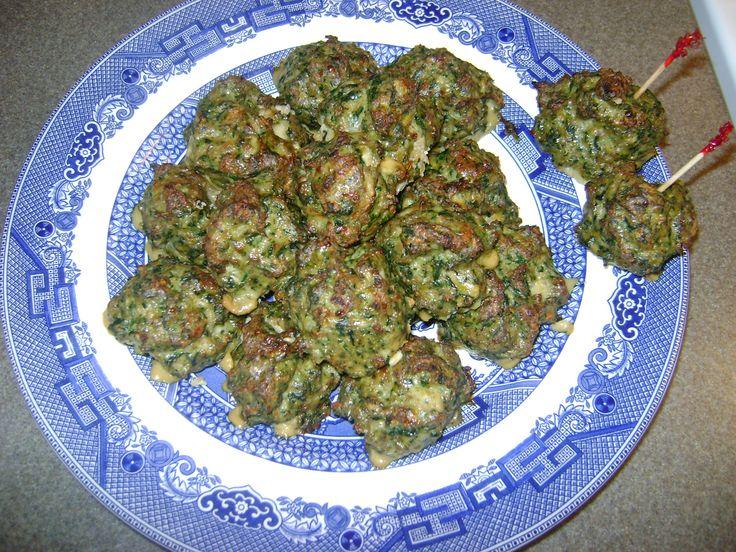 ... skinny italian spinach meatballs recipes dishmaps spinach meatballs