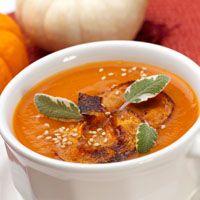 Pumpkin Bisque | Peter Peter PUMPKIN Eater | Pinterest