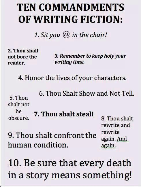 10 commandments essay The ten commandments are great contributors to the theology of work they  describe the essential requirements of israel's covenant with god and are the  core.