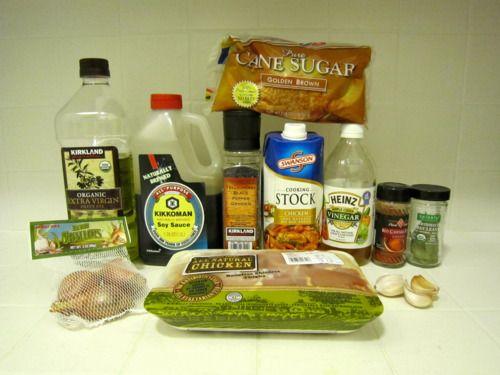 Slow Cooker Chicken Adobo - Damn Delicious