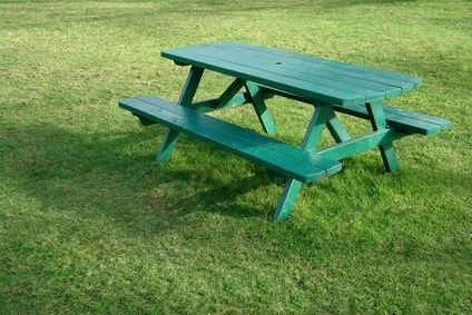 Free Instructions on How to Build a Picnic Table