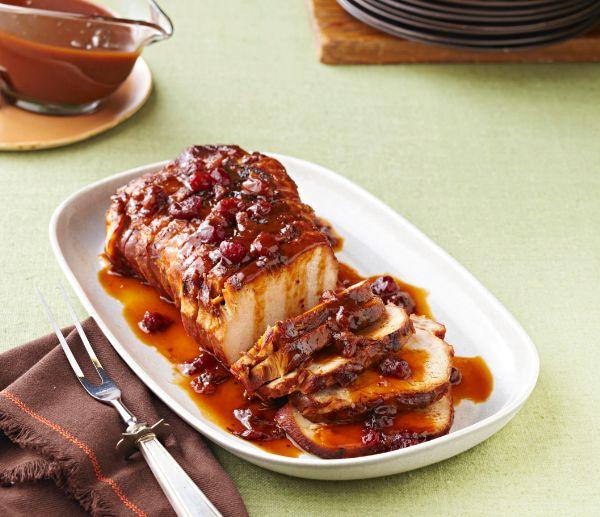 ... pork tenderloin in the slow cooker tangy slow cooker pork roast