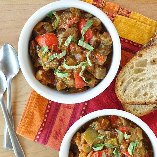 Easy French Ratatouille | Recipe