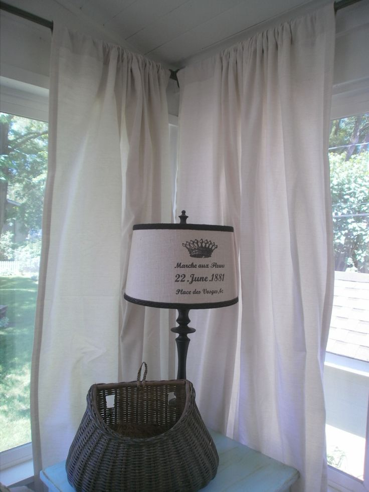 Inexpensive Curtain Rod Ideas Inexpensive Curtain Rods a