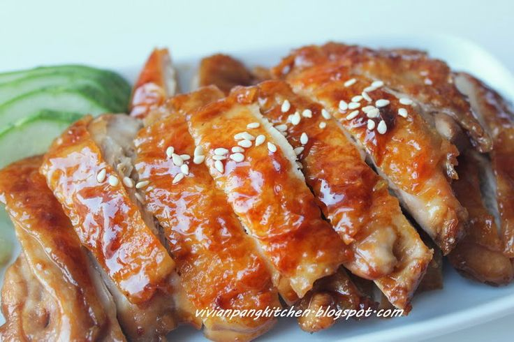 Teriyaki Chicken | Eats | Pinterest