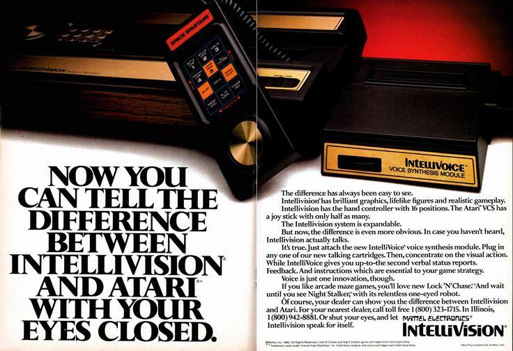 intellivision ad