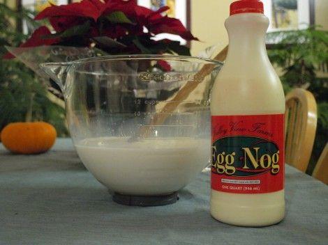 Holiday Egg Nog Ice Cream | Kai, Tucker, Food | Pinterest