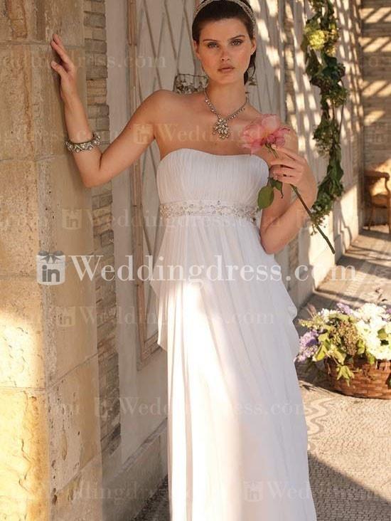 Group USA Wedding Dresses Beach